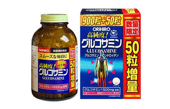 Glucosamine-Orihiro-1500mg